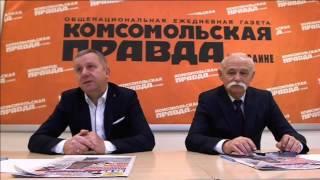 Хор им. Г.Веревки (интервью)