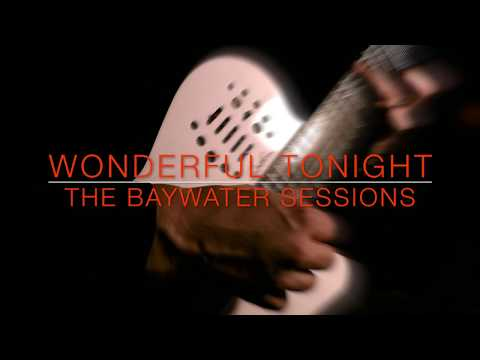 Wonderful Tonight - Eric Clapton (Wedding Version) - Solo Guitar