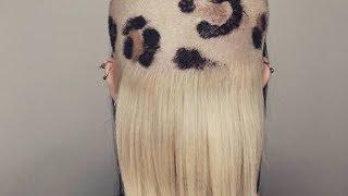 Najbardziej niezwykłe, piękne i zabawne fryzury 8