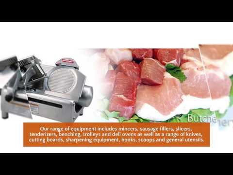 Wide Range Of Butchery Equipment | Hostservice