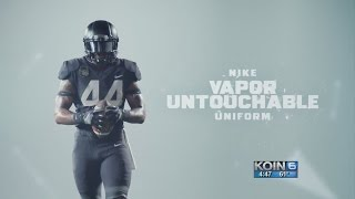 New Nike football uniforms: 'It's a game changer'