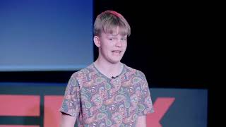 Too anxious for a TEDx talk? | Henry Swales | TEDxKingAlfredSchool