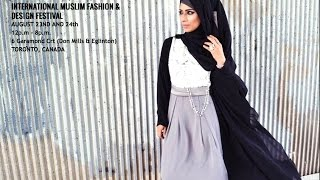 IMFDF - International Muslim Fashion and Design Festival Thumbnail