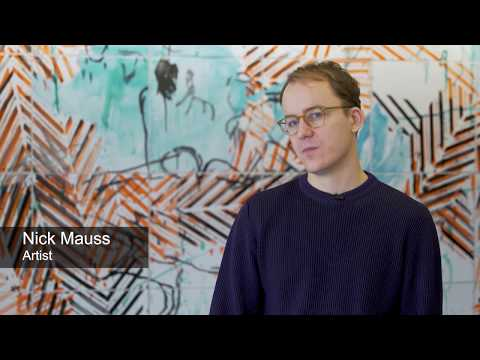 Nick Mauss: Dispersed Events, 2018
