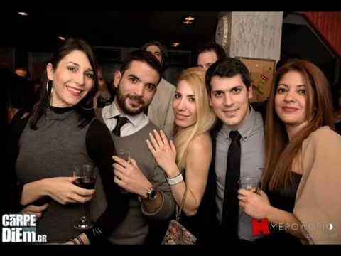 2015-1-1 GRHK New year party ΗΜΕΡΟΛΟΓΙΟ DAY & NIGHT-Αμφιαλη Κερατσινι-Greece