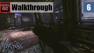 Batman: Arkham Origins [#06] - Penguins Office || Walkthrough