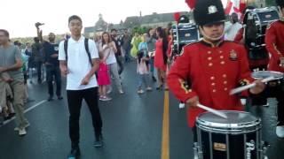PHB at Niagara Falls, Canada