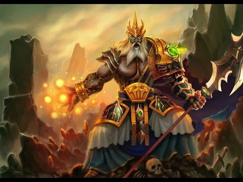 видео: Гайд по герою midas , heroes of newerth ( hon ) Новый Мидас