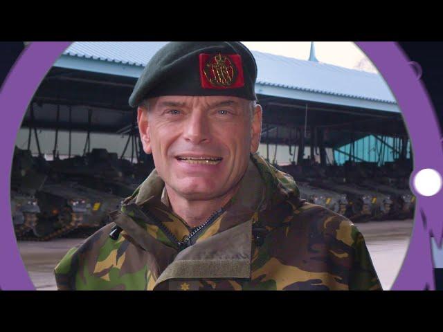 Nieuwjaarsreceptie Steenwijkerland 2021: toespraak defensie