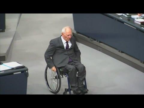 Berlin: Sprengstoff-Paket war an Wolfgang Schäuble adressiert