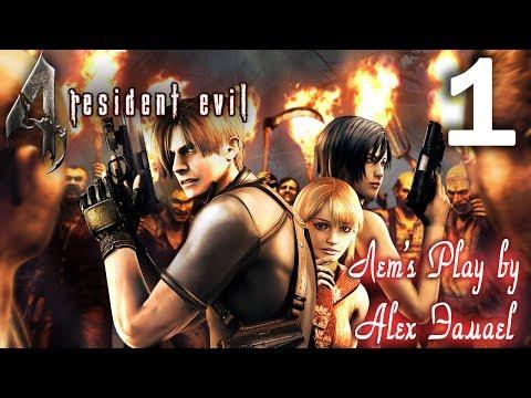 Resident Evil 4 [Hard] - Серия 1: Кеннеди... Леон С.  Кеннеди