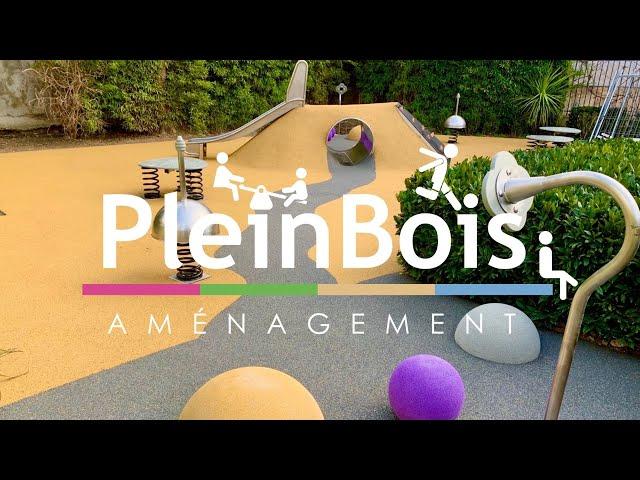 PleinBois Aménagement présentation - sols souples EPDM