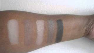 NYX The Runway Collection Eyeshadow Palette Versus Thumbnail