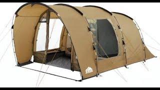 рыбацкий быт в палатке