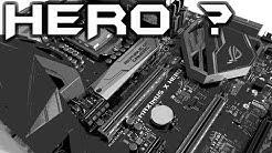 ASUS MAXIMUS X HERO - Overclocking Test und Anleitung 8700K (de)
