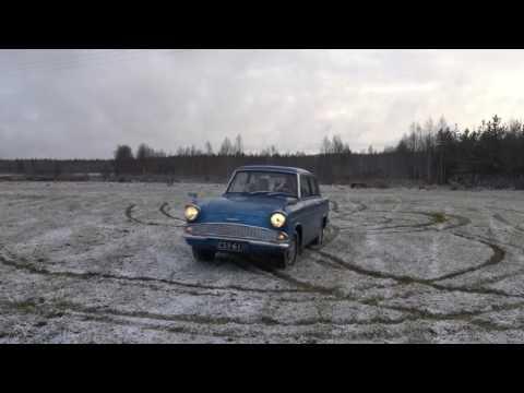 Ford Anglia De Luxe 1964