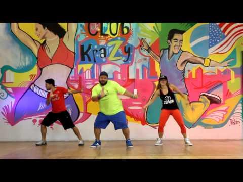 Pra Te Fazer Enlouquecer  - Mc Kapela Coreografia Tio Pão e Club Krazy