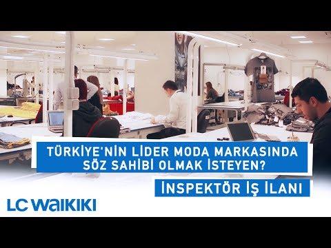 İnspektör İş İlanı - Türkiye'nin Lider Moda Markasında Söz Sahibi Olmak Isteyen?