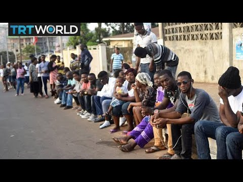 Sierra Leone Elections: Voting under way in Sierra Leone to choose a new leader