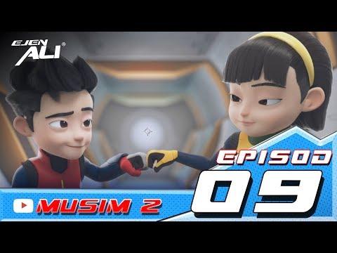 Ejen Ali Episod 9 - Misi: Peranan