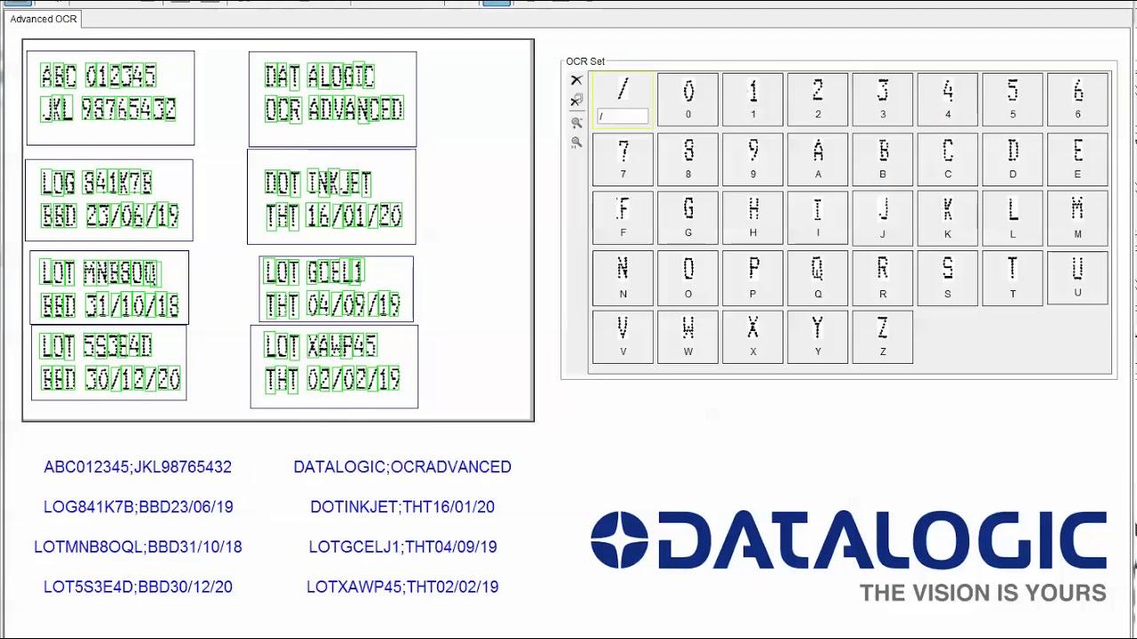 Advanced OCR Tool Performance Demo Video