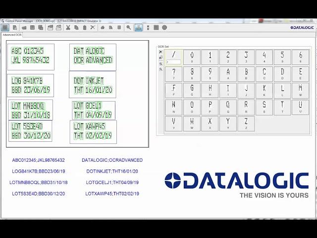 Advanced OCR Tool Performance Demo Video - YouTube