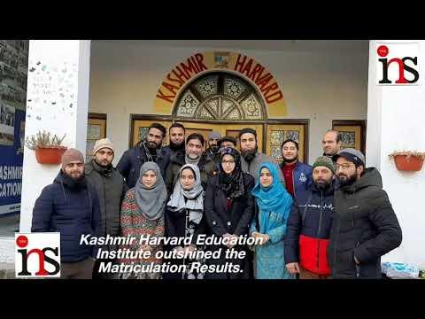 Consistency in studies key to Success..clss 10th topper Haya Javid..By Firdous Elahi