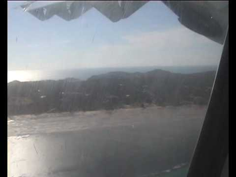 Bangkok Airways Flight Bangkok – Koh Samui on ATR 72