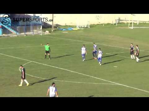 ΑΠΟΛΛΩΝ ΛΑΡΙΣΑΣ VS ΠΙΕΡΙΚΟΣ 3-0