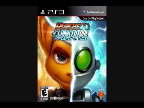 Ratchet and Clank: A Crack in Time ost - Pirate Radio 9