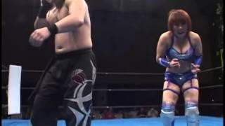 華名vs真霜拳號 Kana VS Kengo Mashimo 9-24-2011