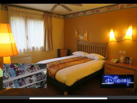 Journey to Disneyland Paris - Room Upgrade - Disney shopping at Primark!