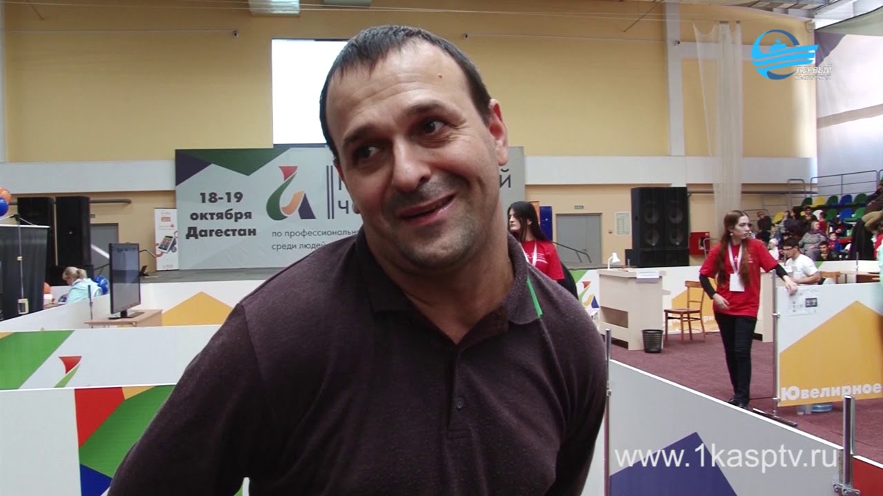 Каспийск стал местом проведения Второго регионального чемпионата профессионального мастерства среди людей с инвалидностью «Абилимпикс»