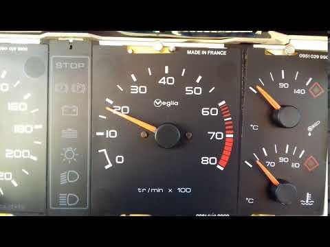 309 F2014 - AB Sport 34 - Compte tours fonctionnel sur gestion prog E-Race