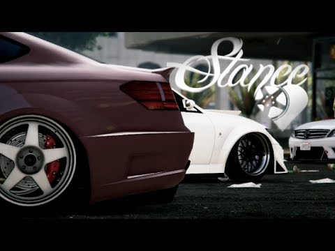 GTA V CAR MEET | Stance Lovers Only | PS4 Rockstar Editor | STANCENATION