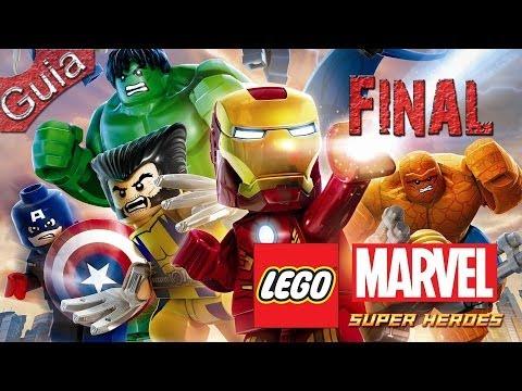 LEGO Marvel Super Heroes Walkthrough Final Español
