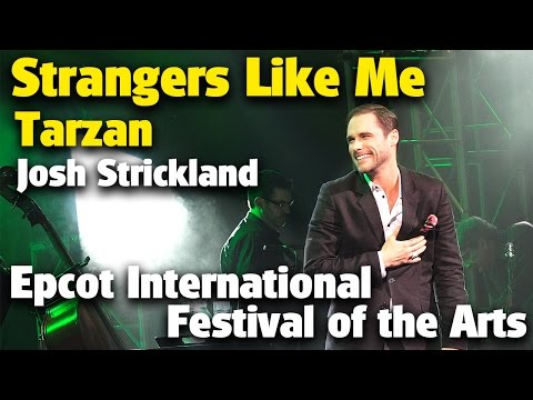 Strangers Like Me | Tarzan | Epcot International Festival of the Arts