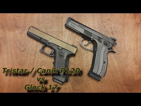Canik / Tristar P120 vs Glock 17