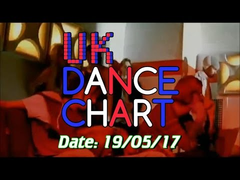 UK TOP 40 - DANCE SINGLES CHART + UK DANCE SHAZAM CHART (19/05/2017)