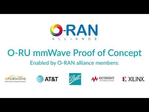 .取得 5G 商機,就從 O-RAN 開放式無線電接入網架構開始