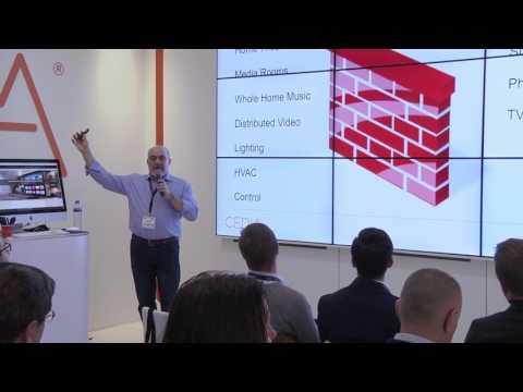 CEDIA Talk: Home Control in the Year 2020