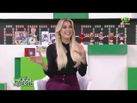 Jogo Aberto - 29/05/2018 - Parte 1