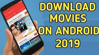 How To Download Movies on Android 2019 | Without App or Torrent