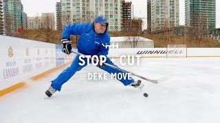 Breaking down your new favourite deke move!