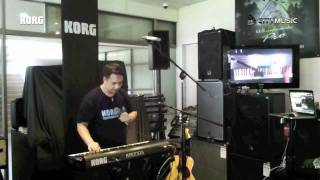 Korg Kronos Launch Part 3 - Sequencing & Recording