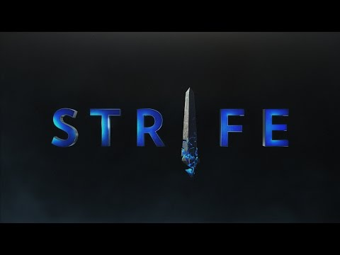 Strife - #1 - Lady Tinder