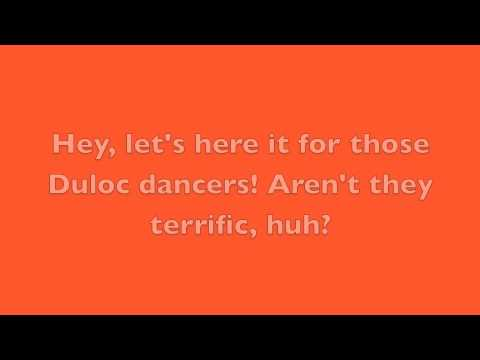 What's Up in Duloc - Shrek the Musical
