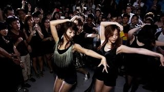 Танцы подвижные современные
