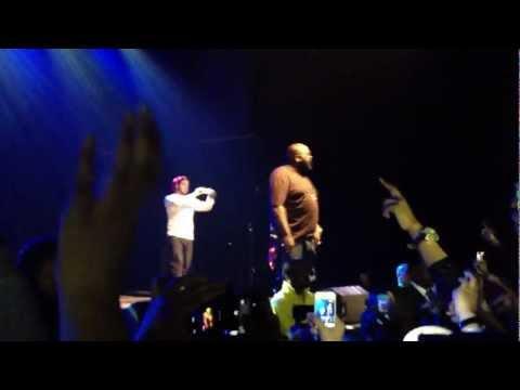 Rick Ross - I'm Not A Star & Yella Diamonds - Manchester Live