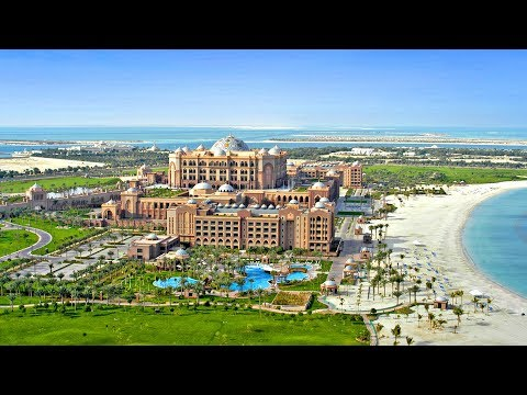10 MOST LUXURY HOTELS IN ABU DHABI